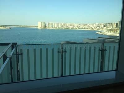 2 Bedroom Flat for Rent in Al Raha Beach, Abu Dhabi - 2 Bed Sea View Rahba 2 on a mid level floor