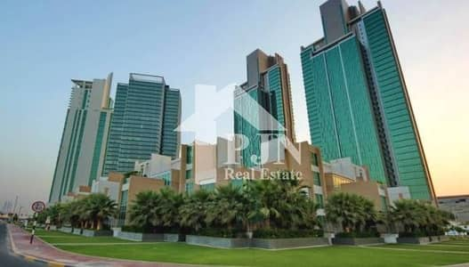 2 Bedroom Flat for Rent in Al Reem Island, Abu Dhabi - 4 Payments... Very nice layout 2+1+ M for rent