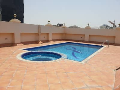 1 Bedroom Flat for Rent in Al Barsha, Dubai - Available 1 B/R Apt. behind Mall of the Emirates with Closed Kitchen