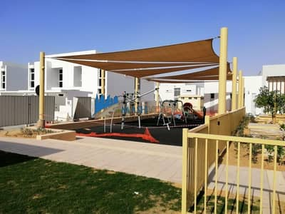 4 Bedroom Villa for Rent in Mudon, Dubai - 4 beds  Semi-Detached Villa |  Pool View