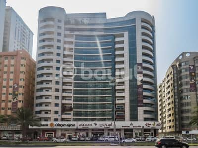 2 Bedroom Apartment for Rent in Al Nuaimiya, Ajman - a wide appartment for rent