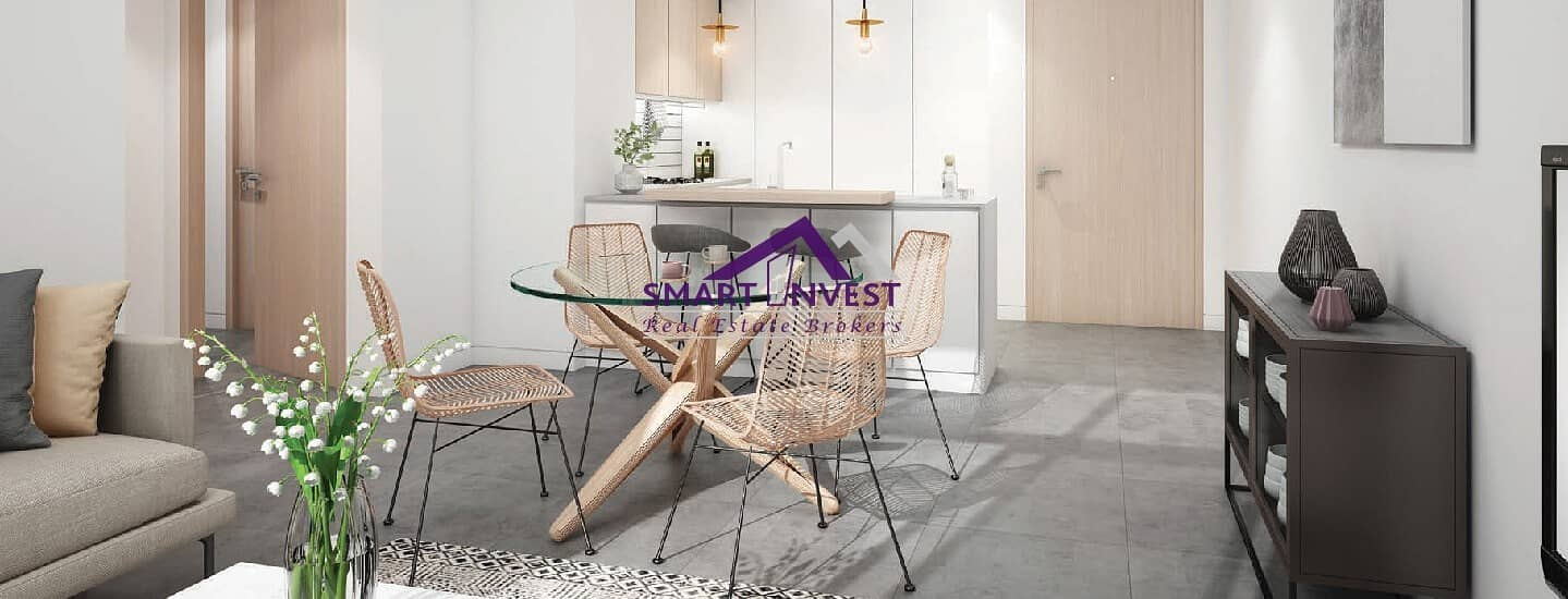 2 Hot Off plan property Investment- 70% post completion payment plan