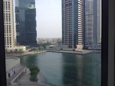Studio for Rent in Jumeirah Lake Towers (JLT), Dubai - HUGE FURNISHED STUDIO/  RENT/JLT/FULL LAKE VIEW