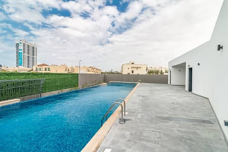 4 Bedroom Villa for Rent in Al Barsha, Dubai - Brand New | Smart Home | Next to the Park