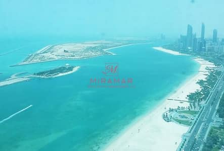 3 Bedroom Apartment for Rent in Corniche Area, Abu Dhabi - NO COMMISSION LUXURY DUPLEX BEACH FRONT