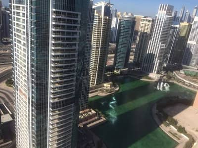 1 Bedroom Flat for Rent in Jumeirah Lake Towers (JLT), Dubai - Spectacular 1 B/R is available for Rent.