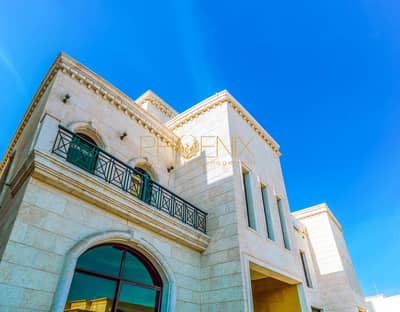 7 Bedroom Villa for Sale in Al Mushrif, Abu Dhabi - 2 Private Gated Villas for Sale in Mushrif