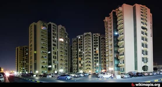 2 Bedroom Flat for Rent in Al Rashidiya, Ajman - 2 Bhk Available for Rent in Al Rashediya Tower 1566 Sqft 31k Aed Call Faizan