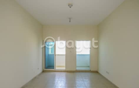 1 Bedroom Flat for Rent in Al Sawan, Ajman - ONE  BED PLUS HALL (CITY VIEW) WITH PARKING AND CLOSE KITCHEN FOR RENTIN AJMAN ONE 27000. .