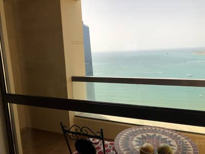 4 Bedroom Flat for Rent in Jumeirah Beach Residence (JBR), Dubai - Fully Furnished 4Bed+Maidroom in Sadaf 4