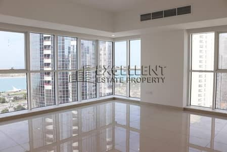 2 Bedroom Apartment for Rent in Corniche Road, Abu Dhabi - Good Offer for a Brand New 2 Bedroom Apartment in Corniche Road
