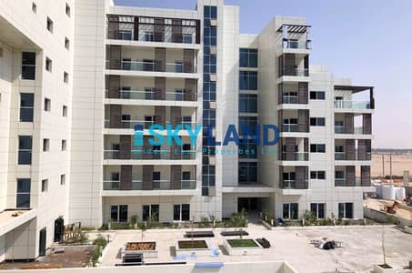 Studio for Sale in Masdar City, Abu Dhabi - Vacant Brand New ! Fully Furnished 500k Only