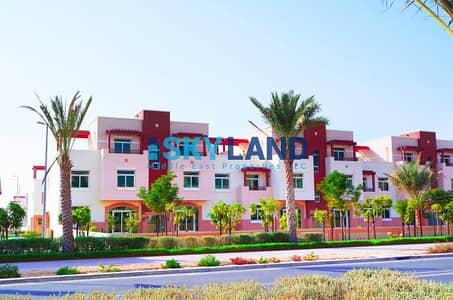 1 Bedroom Flat for Rent in Al Ghadeer, Abu Dhabi - Terraced 1Bed Apt in Al Ghadeer ! 44k only