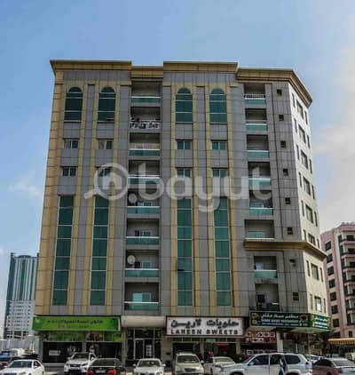 3 Bedroom Flat for Rent in King Faisal Street, Ajman - 3-BHK Apartment for Rent in Abu Jemeza Building 3