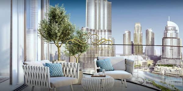 3 Bedroom Flat for Sale in Downtown Dubai, Dubai - 3 B/R Apartment for Sale-Downtown Dubai