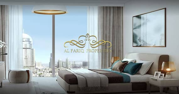 2 Bedroom Apartment for Sale in Downtown Dubai, Dubai - Apartment 2 B/R for Sale-Downtown  Dubai