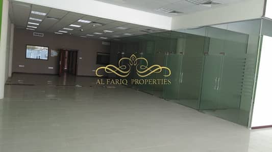 Showroom for Rent in Al Quoz, Dubai - SPACIOUS WAREHOUSE FOR RENT NEAR NOOR BANK METRO STATION