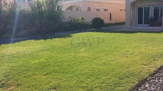 2 Bedroom Villa for Rent in Jumeirah Village Circle (JVC), Dubai - Best Garden | Corner | Single Row