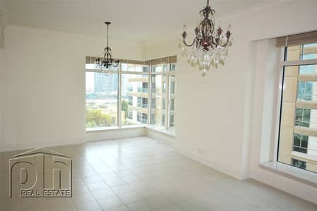 3 Bedroom Flat for Rent in Dubai Marina, Dubai - 3bed + Maid / Marina View / Chiller Free