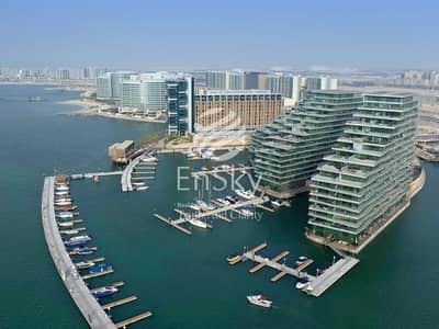 3 Bedroom Apartment for Sale in Al Raha Beach, Abu Dhabi - Excellent Waterfront Property with huge Balcony