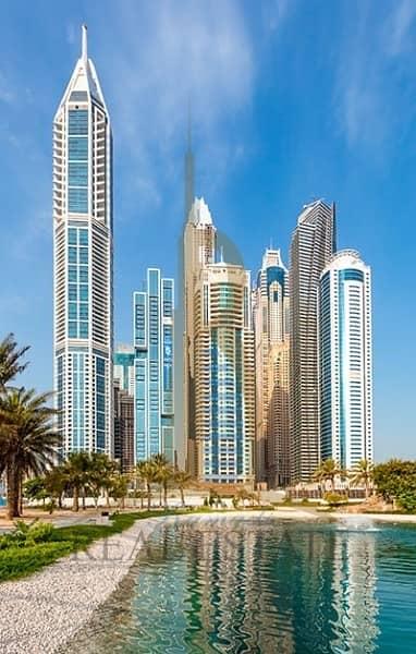 4 Bedroom Penthouse for Sale in Dubai Marina, Dubai - Brand new 4BR Penthouse in Dubai Marina For Sale