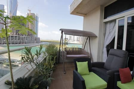 3 Bedroom Apartment for Sale in Al Reem Island, Abu Dhabi - 3BR+M w/ massive balcony and amazing view