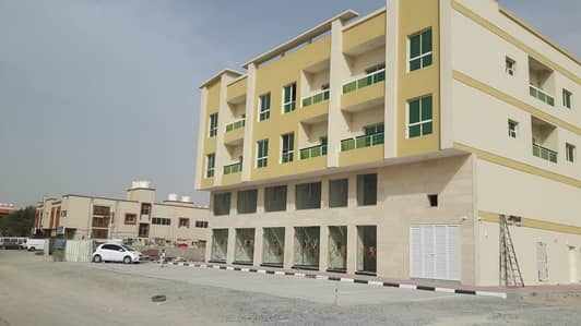 Building for Sale in Ajman Industrial, Ajman - a commercial building suitable for hotel apartments in  AJMAN FOR SALE.