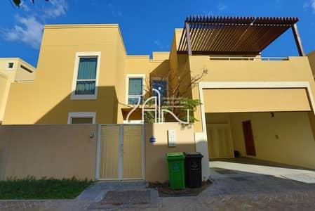 4 Bedroom Villa for Rent in Al Raha Gardens, Abu Dhabi - Hot Price! Vacant 4 BR Villa with Garden