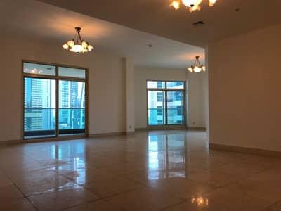 3 Bedroom Flat for Rent in Dubai Marina, Dubai - 3 BED ROOM HALL MAID ROOM - READY TO MOVE