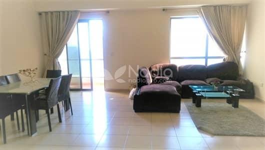 2 Bedroom Flat for Rent in Jumeirah Beach Residence (JBR), Dubai - 2 Bedroom | Rimal 1| JBR | Marina View |  For Rent