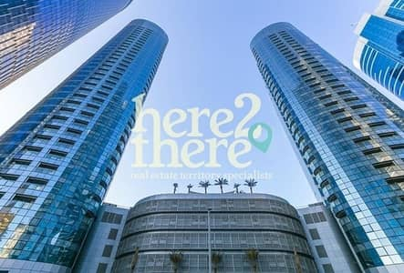 2 Bedroom Apartment for Rent in Al Reem Island, Abu Dhabi - 1month Free+6 payments!! 2BR Apartment in Marina Bay.