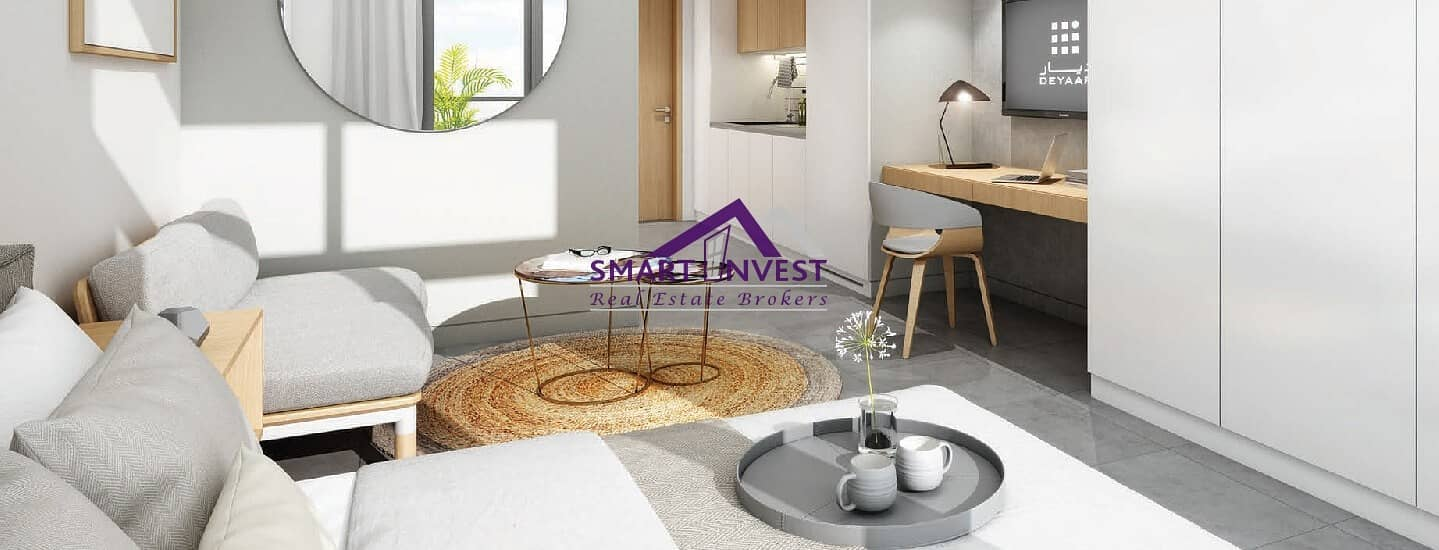 2 Excellent Off-plan investment opportunity!  70% post completion payment plan in Dubai Science Park.