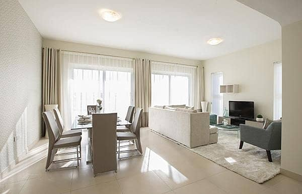 2 3BR TOWN HOUSE FOR SALE IN WARSAN VILLAGE
