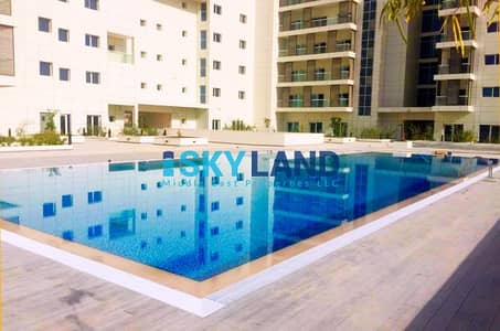 2 Bedroom Apartment for Rent in Masdar City, Abu Dhabi - Fully Furnished w/ Free Parking 3Payments