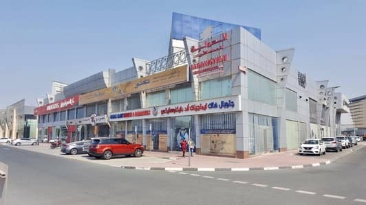 Showroom for Rent in Deira, Dubai - Big size showroom for rent in Port Saeed