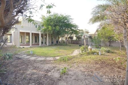 5 Bedroom Villa for Sale in Arabian Ranches, Dubai - Vacant l Corner Plot | 5 Beds plus maids