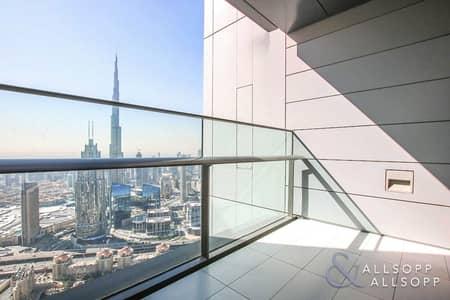3 Bedroom Apartment for Rent in DIFC, Dubai - Full Burj Khalifa View | Three Bedroom