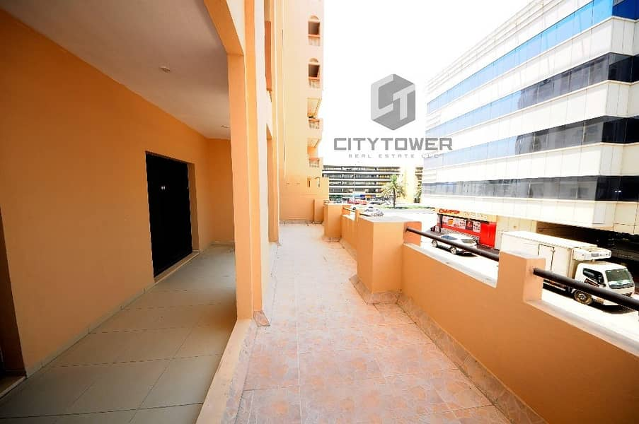 2 Beautiful two bedroom hall in Al Qusais
