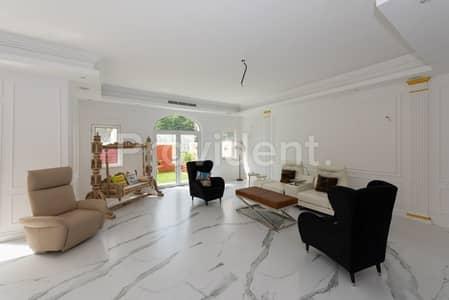 4 Bedroom Villa for Sale in Dubai Festival City, Dubai - Modernized Corner 5 BR+M Villa Al Badia