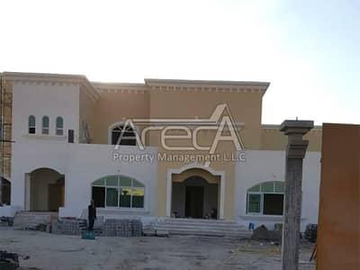 7 Bedroom Villa for Sale in Khalifa City A, Abu Dhabi - Stunning Brand New 7 Bed Master Villa, Stanalone! Khalifa City A