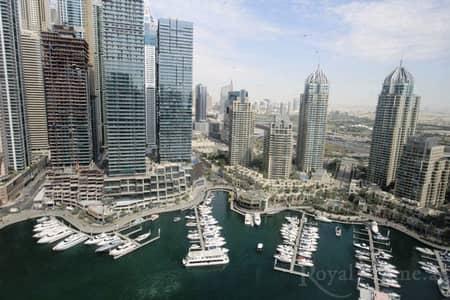 3 Bedroom Flat for Rent in Dubai Marina, Dubai - Fully Furnished