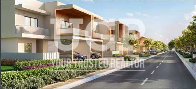3 Bedroom Villa for Sale in Yas Island, Abu Dhabi - Invest now! 3 BR | Flexible Payment Plan