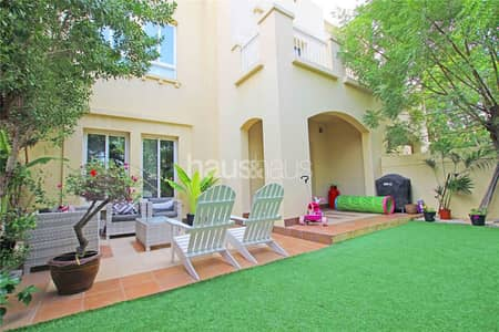 3 Bedroom Villa for Rent in The Lakes, Dubai - Exclusive | Maintenance Contract | 3 Bed