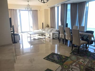 3 Bedroom Flat for Sale in Dubai Marina, Dubai - Full Sea View | Vacant |High Floor| 3 BR