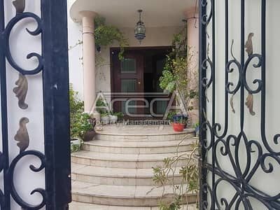 6 Bedroom Villa for Rent in Al Karamah, Abu Dhabi - Great 6 Master Bedroom Villa, Standalone! Al Karamah