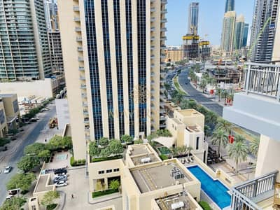 1 Bedroom Apartment for Rent in Downtown Dubai, Dubai - Luxury 1 Bedroom | Downtown | City View