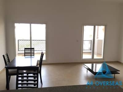 2 Bedroom Flat for Rent in Remraam, Dubai - 2 Bedrooms with Big Balcony in Al Thamam (Remraam) @70K