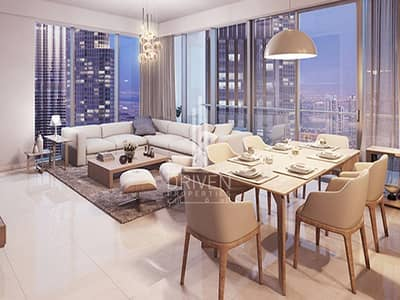 1 Bedroom Apartment for Sale in Downtown Dubai, Dubai - Large 1Bedroom Apartment Community View.
