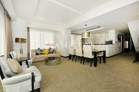 2 Bedroom Apartment for Rent in Dubai Marina, Dubai - 2BR Full Marina View | Spacious Layout
