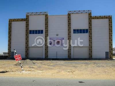 Warehouse for Rent in Emirates Modern Industrial Area, Umm Al Quwain - For Rent . . . . . . Warehouses. . . . 2 month free New Industrial Umm Al Quwain
